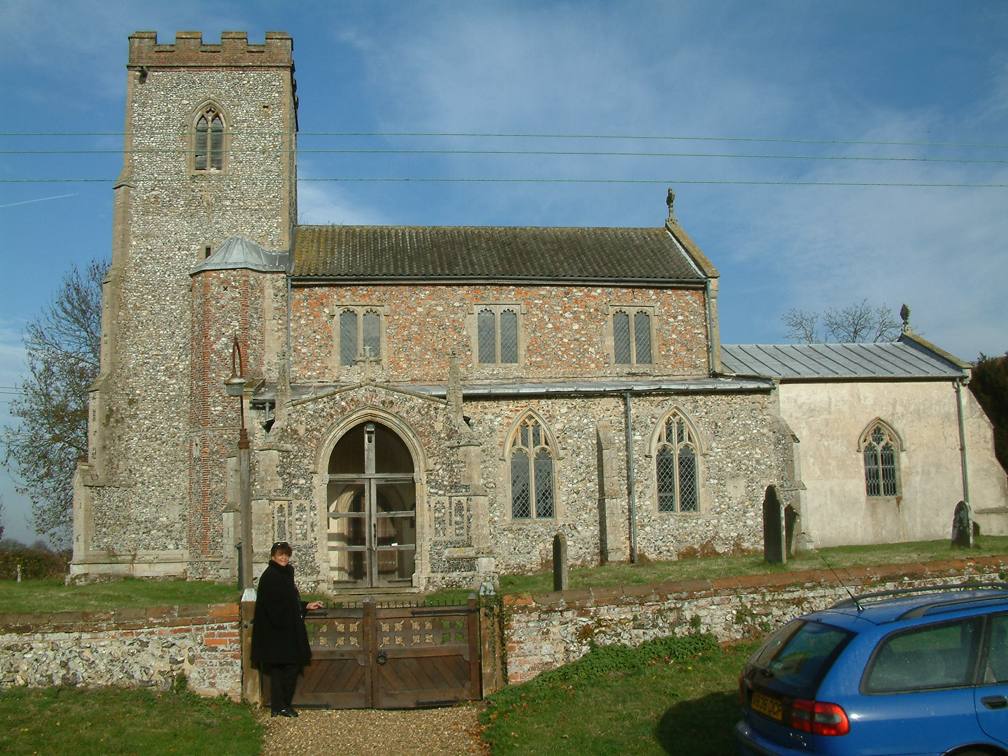 St.Andrews Little Massingham